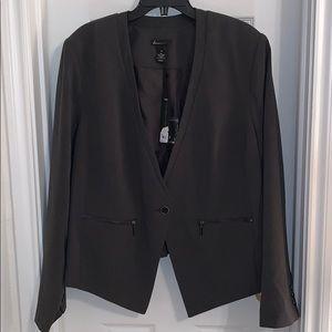 Lane bryant suit jacket